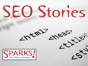 Baltimore web design and SEO tips from SPARKS!