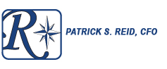 Patrick S Reid CFO