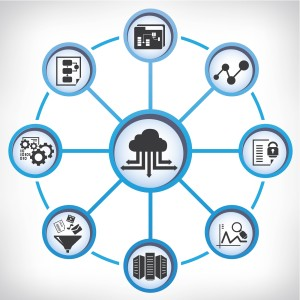 big data, data analytic concept
