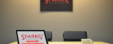 SPARKS! Hiring Digital, Video & Social