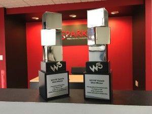 SPARKS! Wins Awards For Branding & Videography