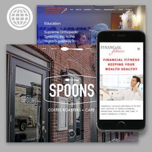 Web Design, Web Development, SPARKS! Baltimore Maryland