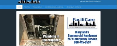 Facilicare Commercial Handyman Selects SPARKS!