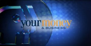 "SPARKS! Featured on ""Your Money and Business"""