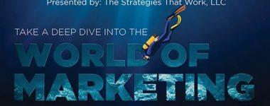 SPARKS! Presenting at World of Marketing September 26th